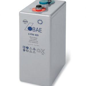 BAE Secura Battery 2V Gel
