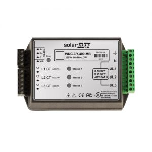 Energy Meter with Modbus Connection