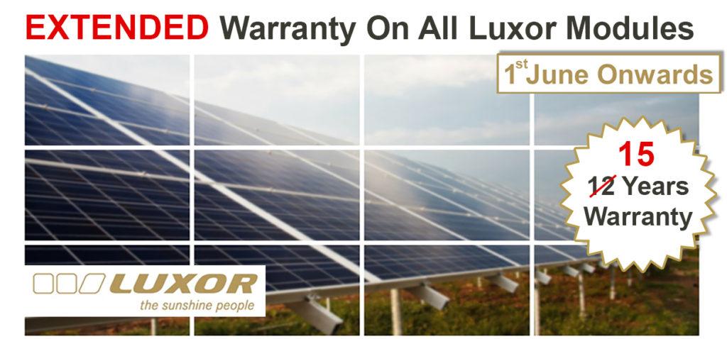Image result for luxor solar banner