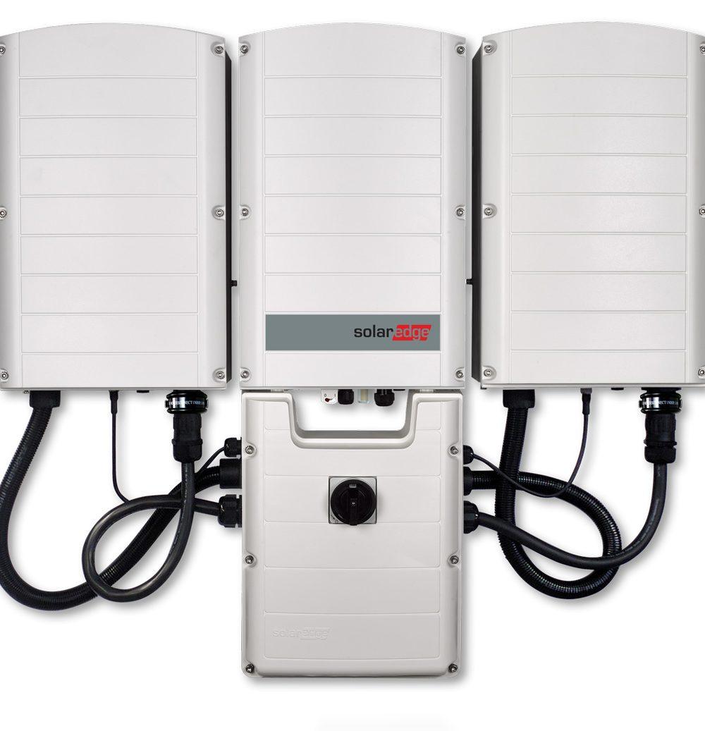 Solaredge Three Phase Inverter 82 8k L Pre Order Now At