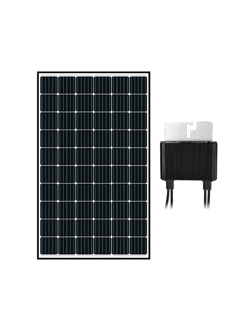 300W SolarEdge Smart Module (integrated with P370)