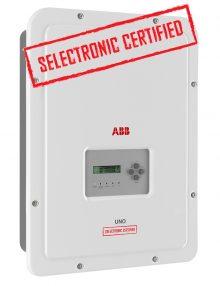 ABB Solar UNO DM PLUS Series - SCERT