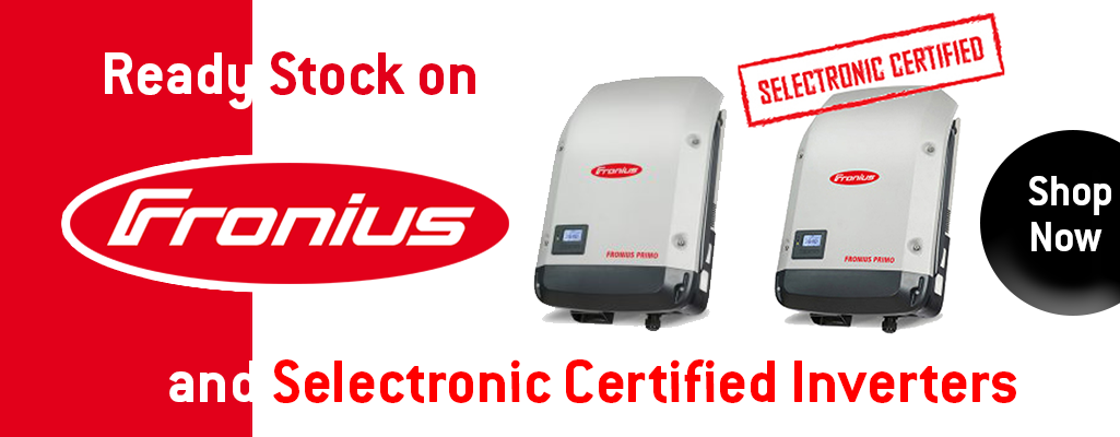 Fronius Ready Stock